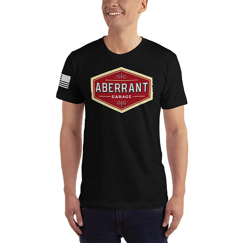 OG Aberrant Garage T-Shirt - White Flag