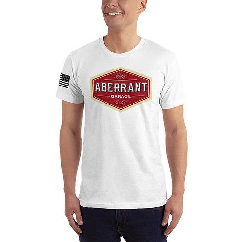 OG Aberrant Garage T-Shirt - Black Flag