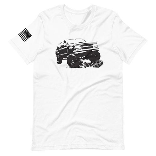 Poser Short-Sleeve Unisex T-Shirt