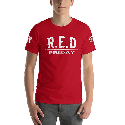 R.E.D. Shirt Friday Short-Sleeve Unisex T-Shirt