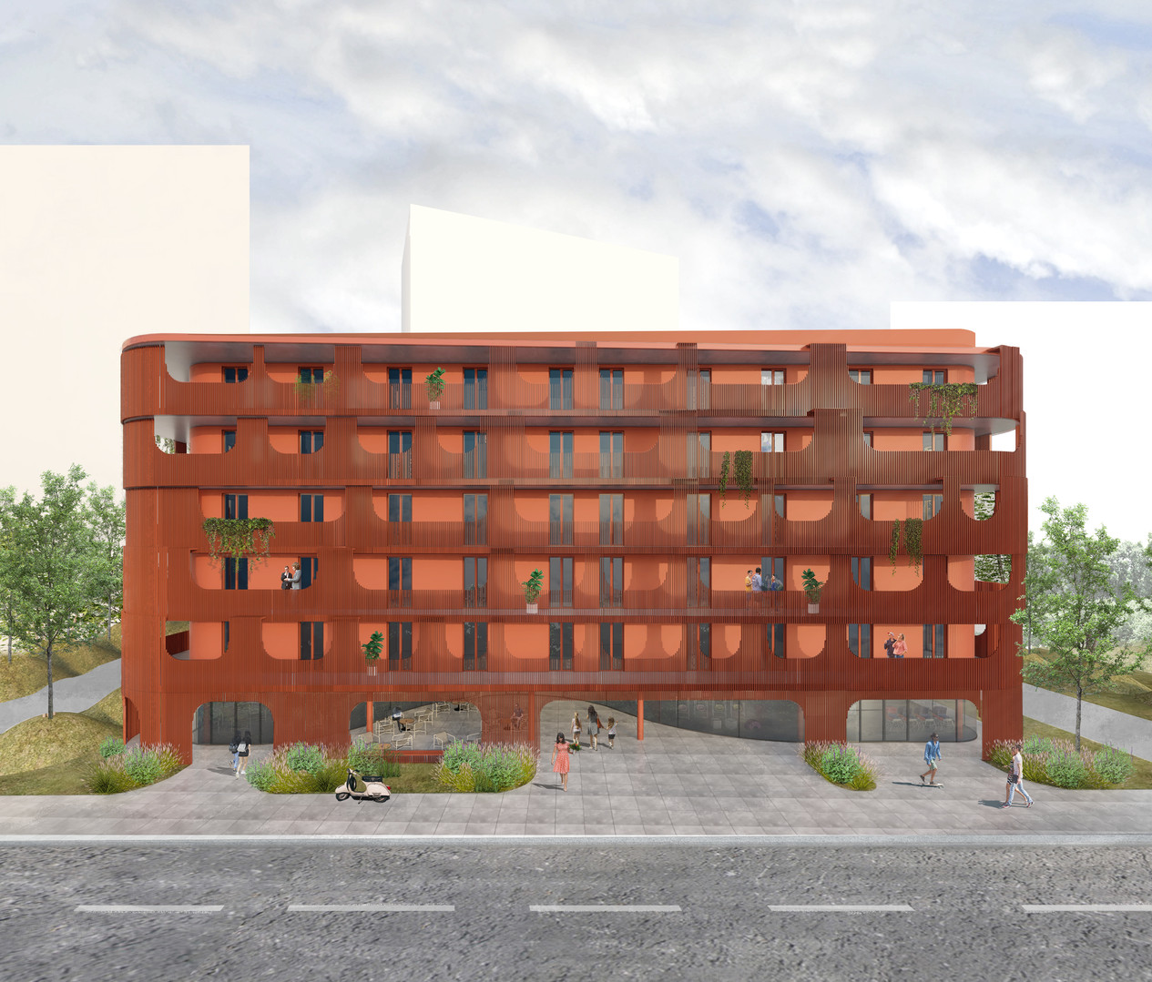 AT26 architects_ULURU_02 street front_FI