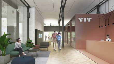 YIT SHOWROOM 2018 COMPETITION WINNING DESIGN