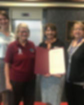 Chesapeake City Proclamation - Infant Sa
