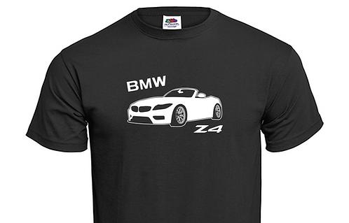 T-shirt BMW Z4