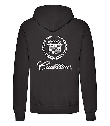 Hoodtröja Cadillac