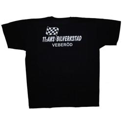 T-shirt 11ans Bilverkstad