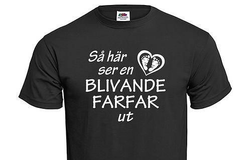 T-shirt Så här ser en blivande FARFAR ut