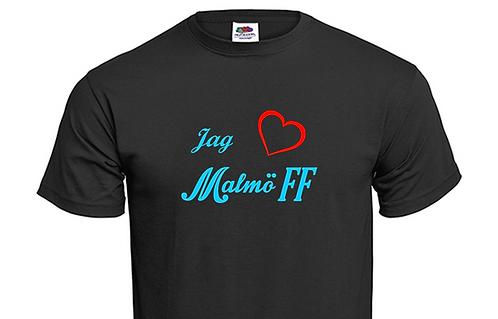 T-shirt Jag älskar Malmö FF