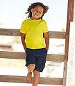 Barnt-shirt med tryck, tryck på barnt-shirt