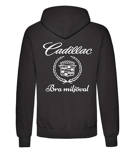 Hoodtröja Cadillac Bra miljöval