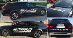 CourierX V90 Cross Country