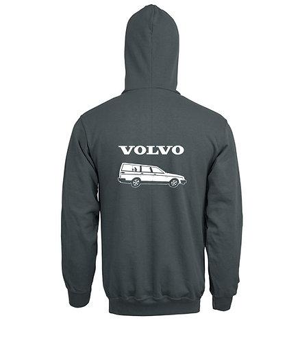 Hoodtröja Volvo 245