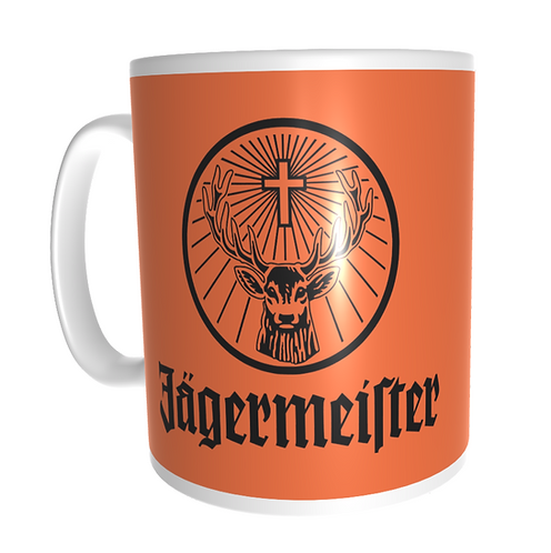Mugg Jägermeister