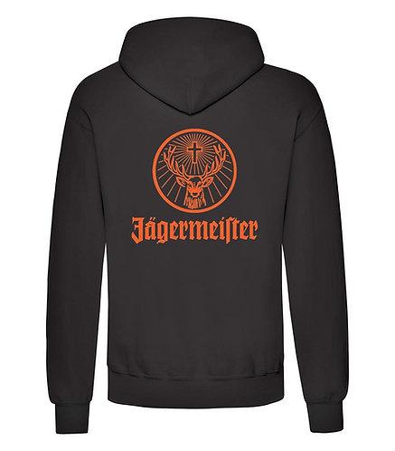 Hoodtröja Jägermeister