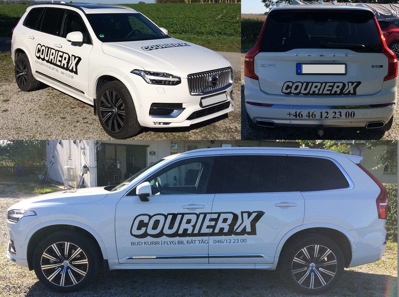 CourierX XC90