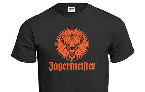 T-shirt Jägermeister Ver2