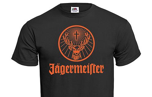 T-shirt Jägermeister