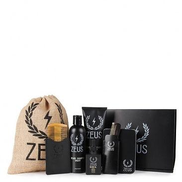 Zeus Executive Beard Care Kit