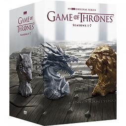 Game of Thrones Box Set - Seasons 1 to 7