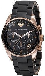 Armani Gold-Tone Ladies Watch AR5906