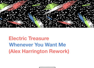 PG099: ELECTRIC TREAURE - WHENEVER YOU WANT ME (ALEX HARRINGTON REWORK)