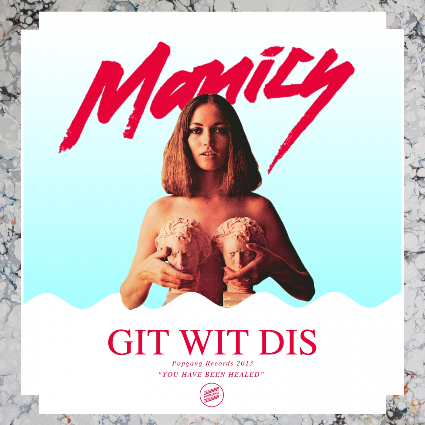 Manics - Git Wit Dis