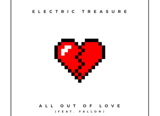 PG076: ELECTRIC TREASURE - ALL OUT OF LOVE