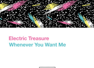 PG080: ELECTRIC TREASURE - WHENEVER YOU WANT ME