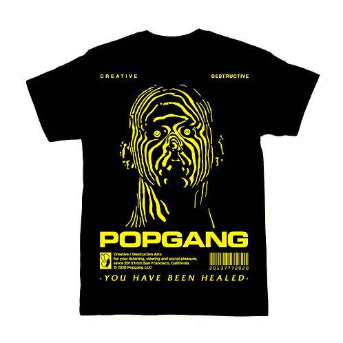 Popgang 2020 Black T-Shirt