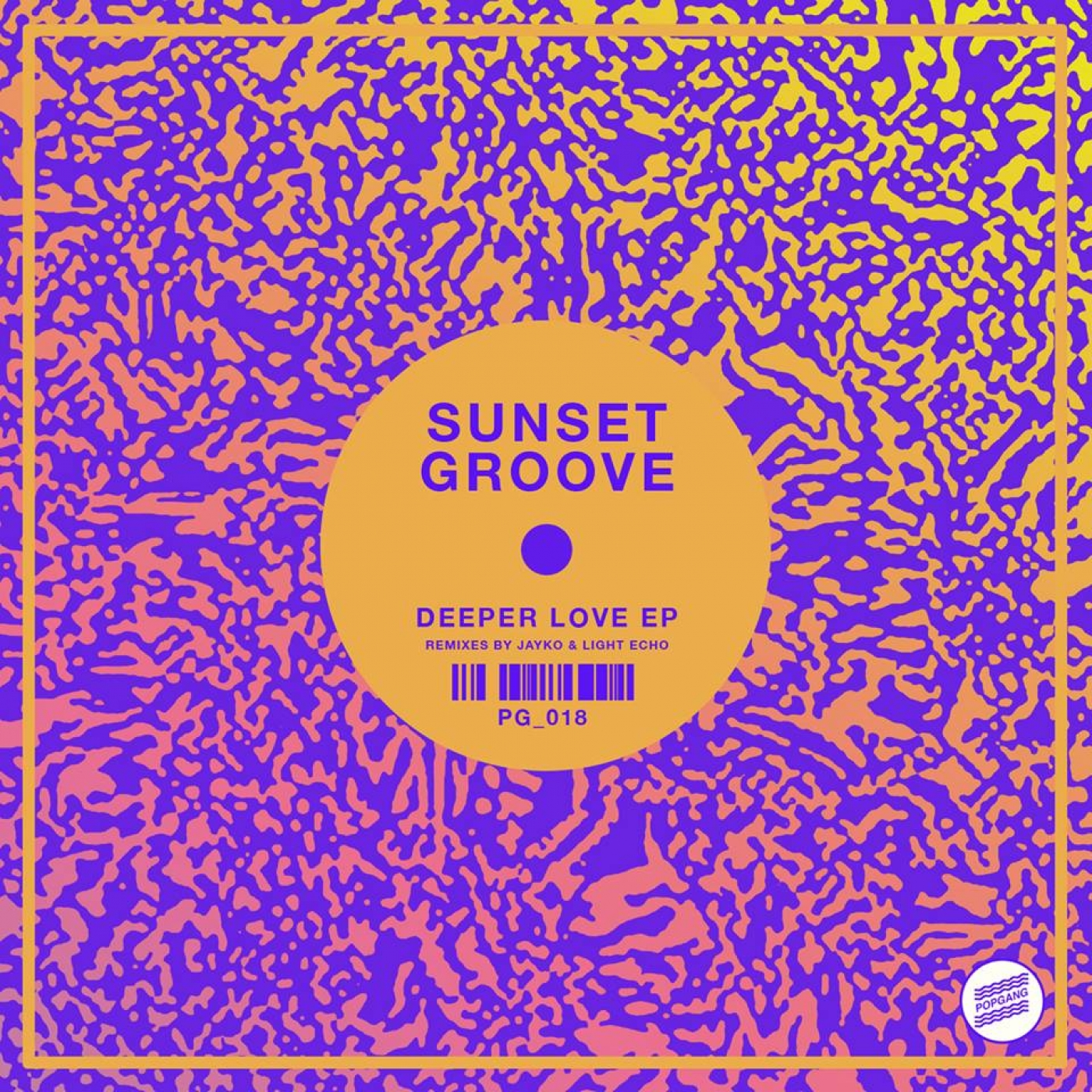 Sunset Groove - Deeper Love EP