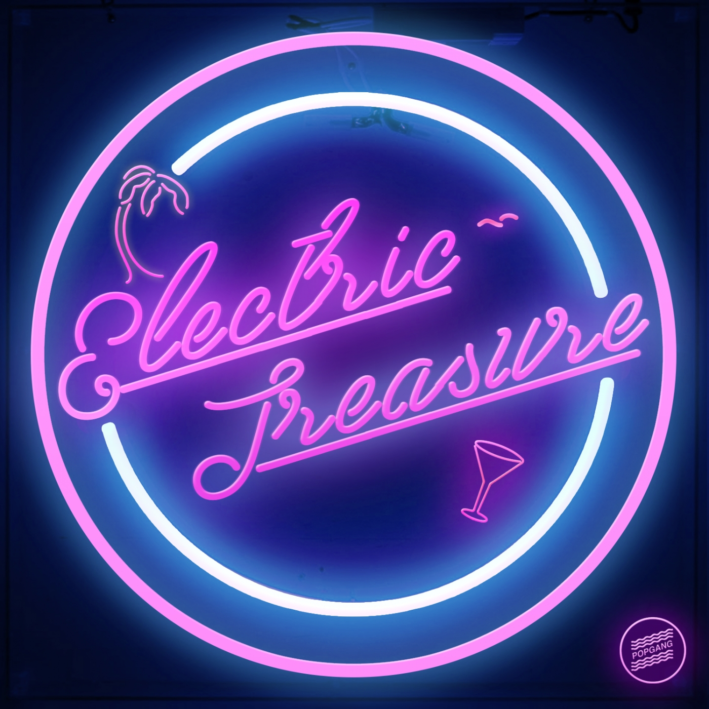 Electric Treasure - Self Titled EP
