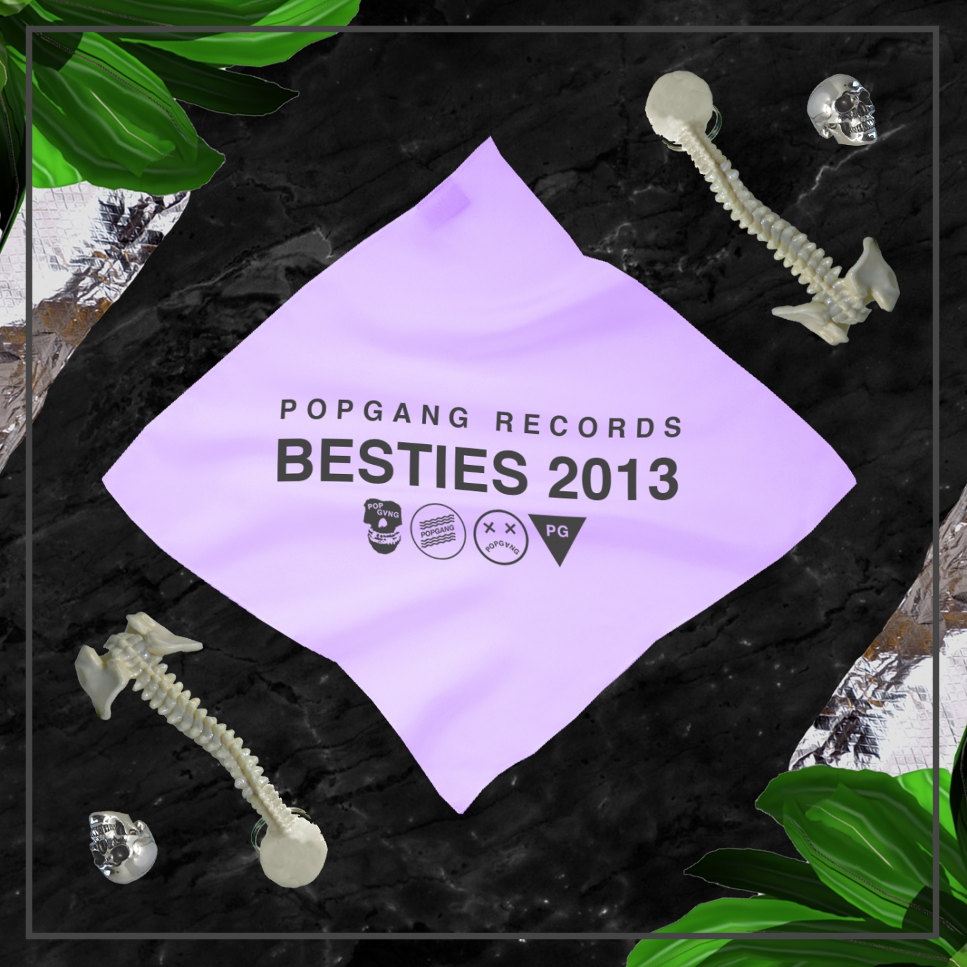 Various - POPGANG Records Besties 2013