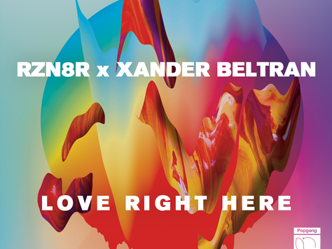 PG113: RZN8R x XANDER BELTRAN - LOVE RIGHT HERE