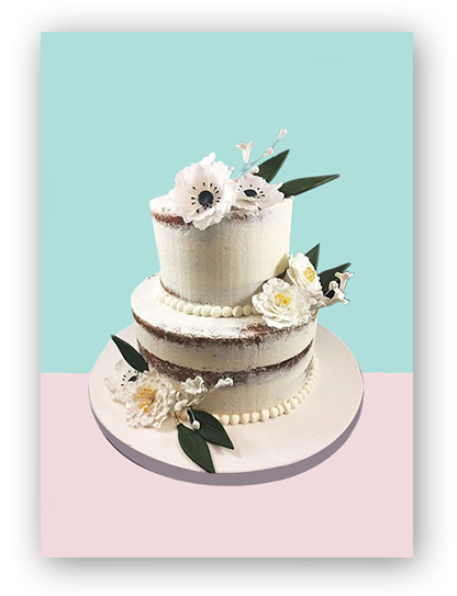 Wedding Cake 6 | A Love for Cakes | Queens, New York, NYC