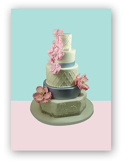 Wedding Cake 1 | A Love for Cakes | Queens, New York, NYC