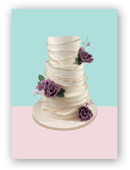 Wedding Cake 4 | A Love for Cakes | Queens, New York, NYC