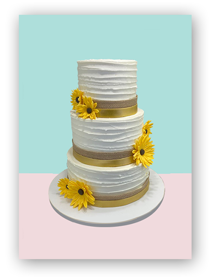 Wedding Cake 5 | A Love for Cakes | Queens, New York, NYC