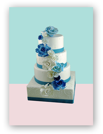 Wedding Cake 3 | A Love for Cakes | Queens, New York, NYC