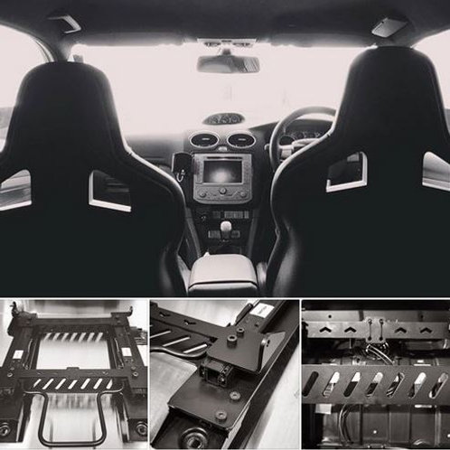 JCR Developments -  RS MK2 SuperLow Seat Lowering Kit