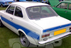 Ford Escort Mk1 RS2000 full stripe kit