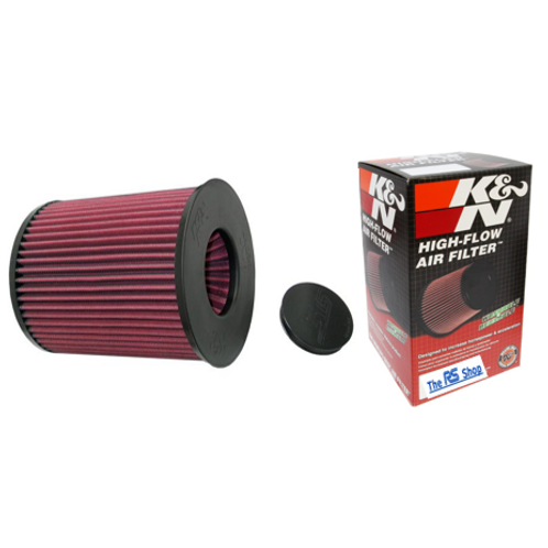 K & N AIR FILTER - REMOVABLE BUNG