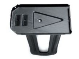 M25-19-69-2  Battery Tray + Support (Engine Comp)