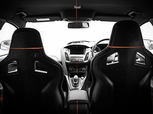 JCR Developments -  RS MK3 SuperLow Seat Lowering Kit