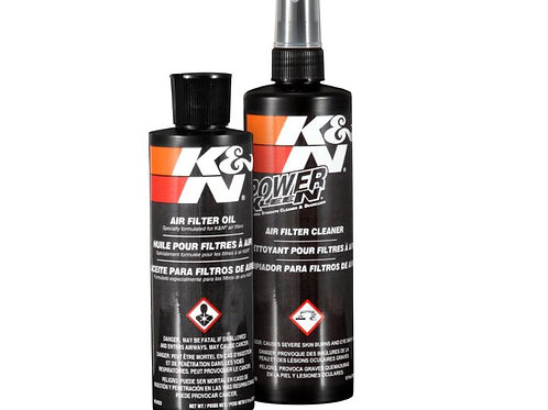 K&N 99-5050 Filter Care Service Kit - Squeeze Red