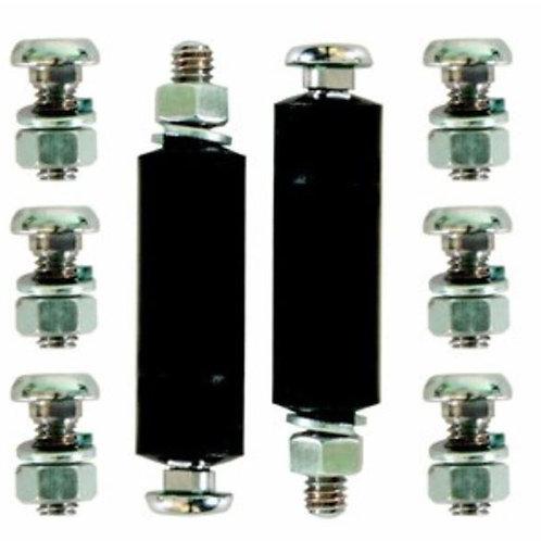 MK1 Chrome Bumper (front/rear) fixing bolts - M25-16-90-5