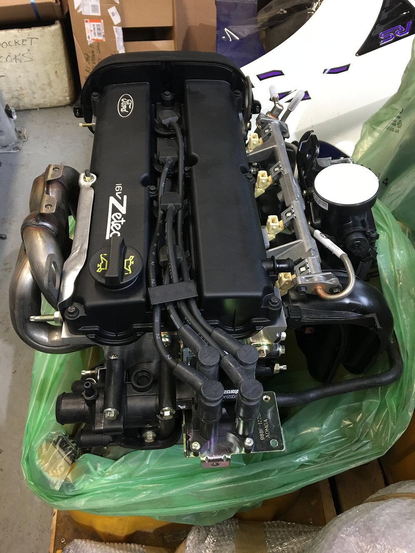 Zetec Engine - NEW