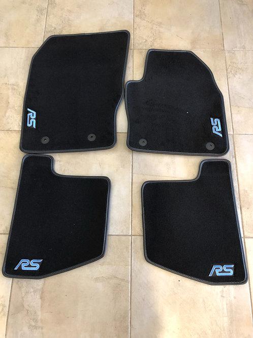 RS floor mat set - Luxurious deep pile