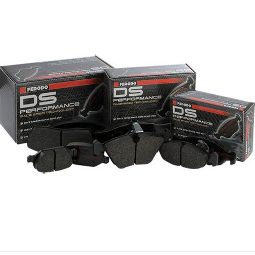Ferodo DS2500 Performance Brake Pads - Rear (FCP1931H)