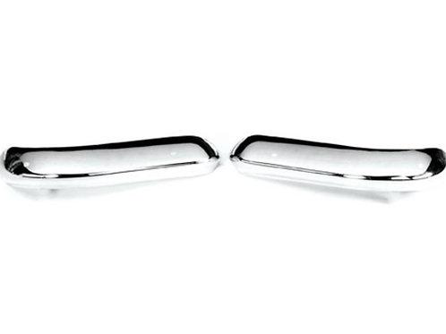 M25-16-90-3/4 Chrome Bumperettes (pair)