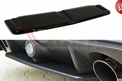 MAXTON DESIGNS RS MK3 REAR CENTRAL SPLITTER